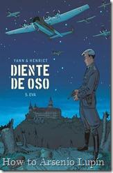 Actualización 18/02/2019: Trite agrega el tomo 5 de la serie Diente de Oso, gracias a la tradumaquetacion por parte de Cornelius de La Mansión del C.R.G.