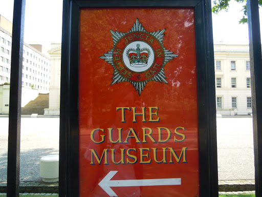 Guards Museum. From The Complete Guide to the Changing of the Guards