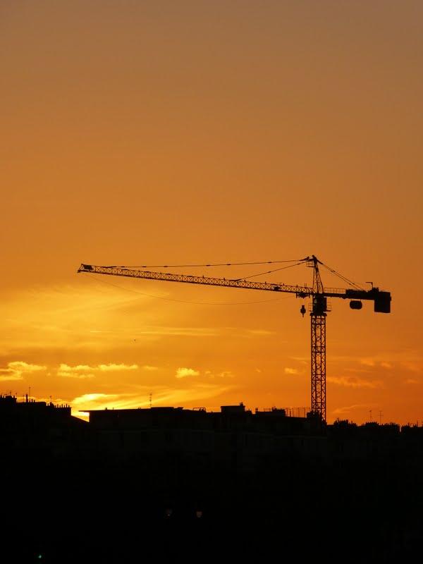 LES PHOTOS: lever de soleil sur la Seine P1080695