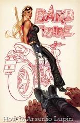Actualización 26/12/2015: Barb Wire #2 traducido por Zur y maquetado por Kid G para How To Arsenio Lupín y Thunderbolts Corp.