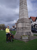 Paul Lohr @ Cyclists' Memorial, Meriden