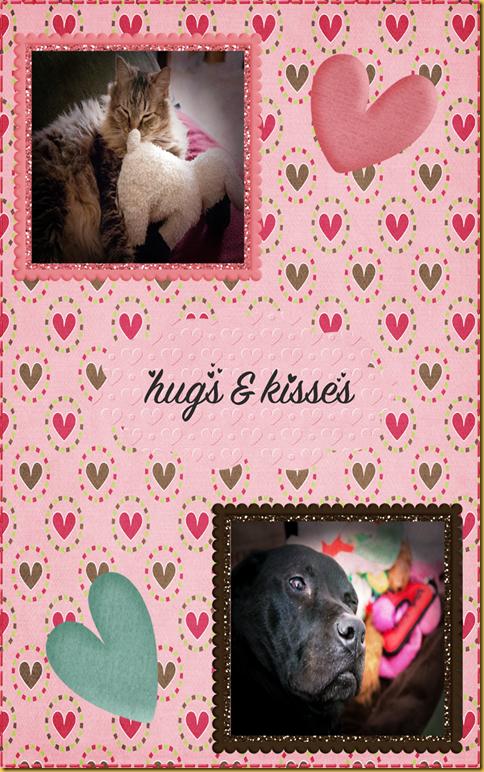Matt & Matilda's Valentines Card