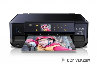 Download Epson Expression Premium XP-610 printer driver and install guide