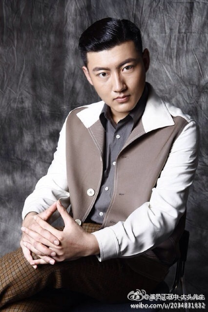Ding Guanzhong China Actor