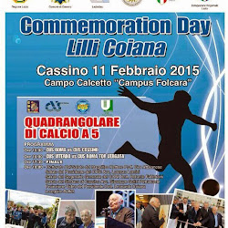 Commemoration Day Lilli Coiana - Cassino 11 febbraio 2015