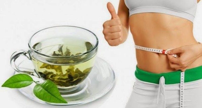 Green Tea Aids in Fat Burning