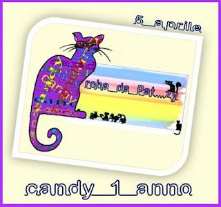 Partecipo al blog candy di Paty