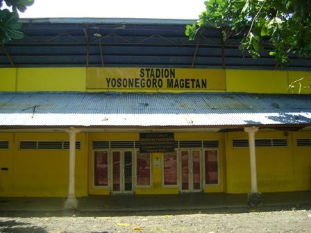 STADION YOSONEGORO MAGETAN