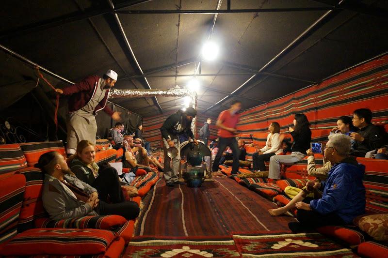 DSC07181 - Chilling in bedouin camp