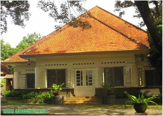 Desain Menawan Rumah Kolonial Belanda