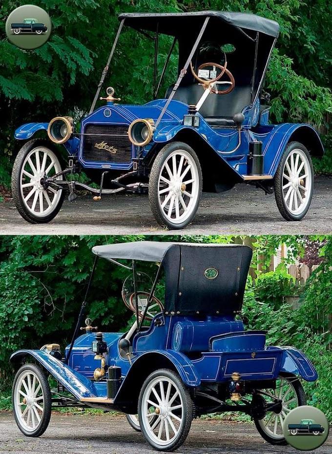 1914 Metz Model 22
