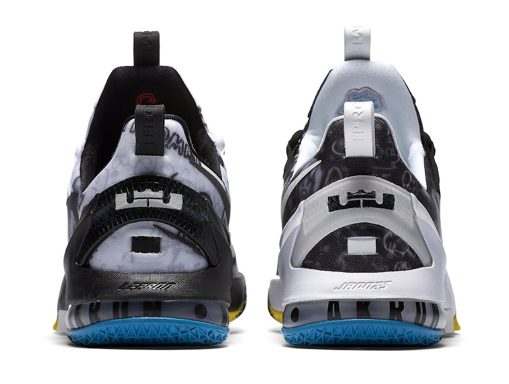 huge discount b856e d377d 30 Kids From LeBron James Family Foundation Drew LeBron 13 Lows ...
