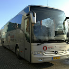 Mercedes Tourismo van Haars Tours