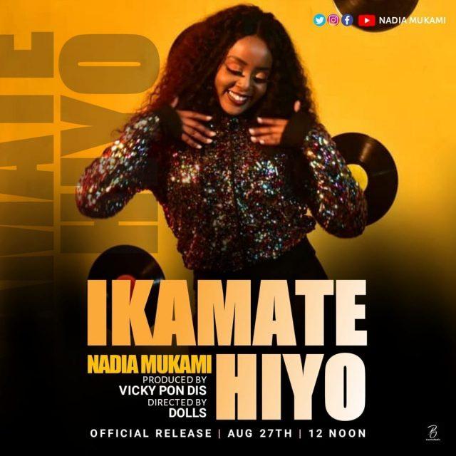 AUDIO | Nadia Mukami – Ikamate Hiyo | Download New song