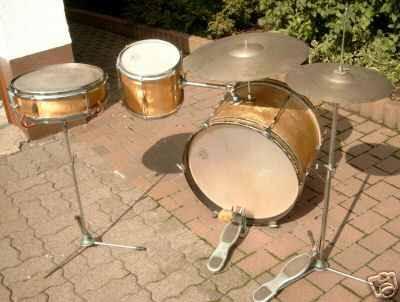 Drumset RKB