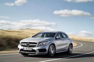 Mercedes-Benz GLA 45 AMG-1