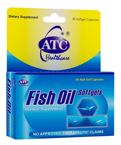 ATC Fish Oil; Secure your heart