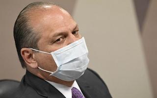 Ricardo Barros vai ao STF para tentar anular quebra de sigilo pela CPI