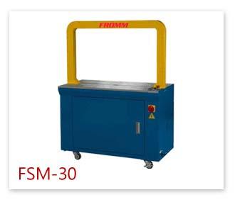 全自動PP帶捆包機FSM-30