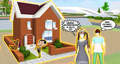 ID Rumah Mr.Bean Di Sakura School Simulator