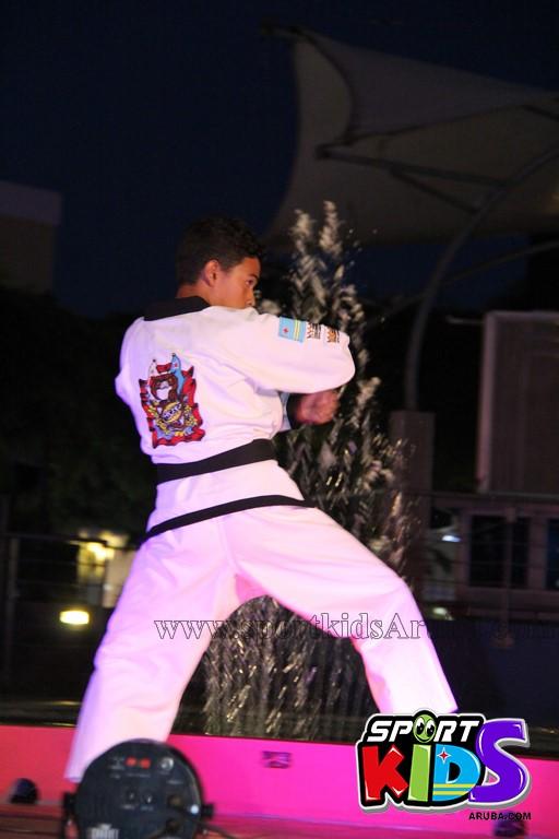 show di nos Reina Infantil di Aruba su carnaval Jaidyleen Tromp den Tang Soo Do - IMG_8754.JPG