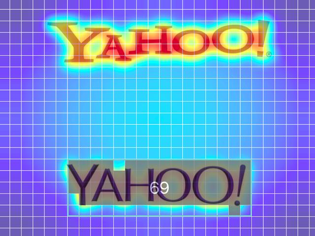 Mapas de calor en logotipos