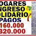 ¿Quién será el beneficiario de los 320.000 pesos de los Ingresos de Solidaridad?