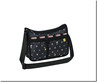 Peanuts X LeSportsac 7507 Deluxe Everyday Bag 03