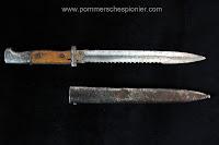 Bayonet s84/98 new pattern with sawback