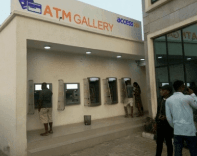 Access bank reacts as displays pornographic content