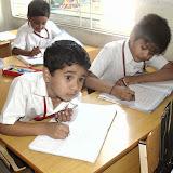 Grade-I Achievers class room activity on 03/03/2015