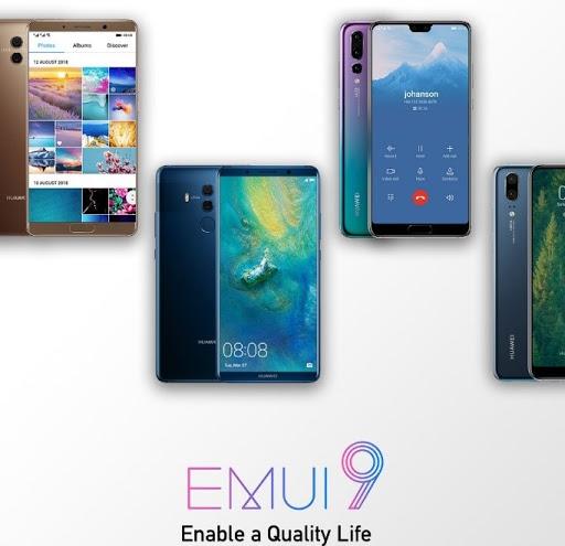 ลูกค้า HUAWEI P20 Series และ Mate 10 Pro สามารถสัมผัสฟีเจอร์ใหม่มากมายด้วยการอัพเดต EMUI 9.0 ได้แล้ววันนี้!