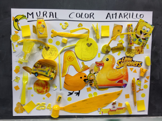 MURAL COLOR AMARILLO 3 AÑOS B