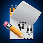ViaNotes Pro - Notes and Audio Recorder icon