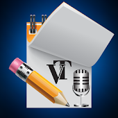 ViaNotes Pro - Notes and Audio Recorder