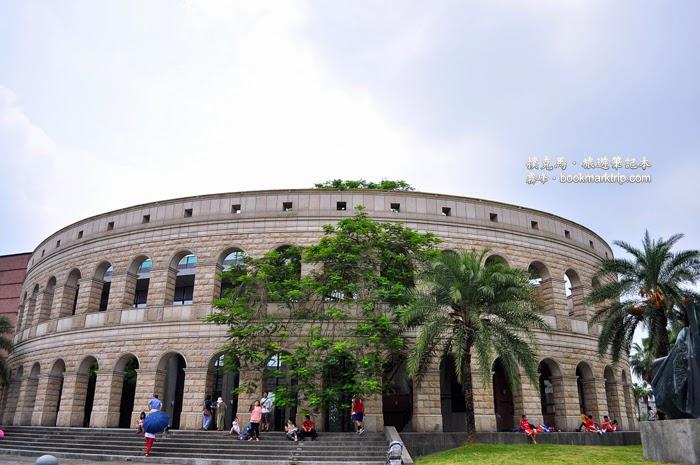 亞洲大學羅馬競技場