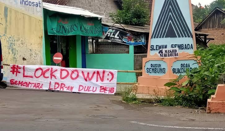 Lockdown Gratisan