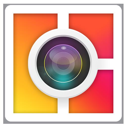 Collage Maker 攝影 App LOGO-硬是要APP