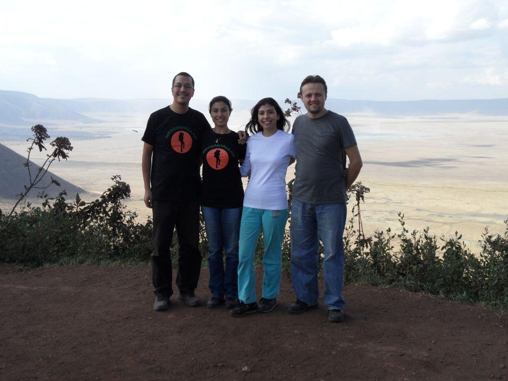 Ngorongoro Kraterinde
