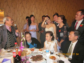 Đám cưới con trai của Kim Tuyến k4