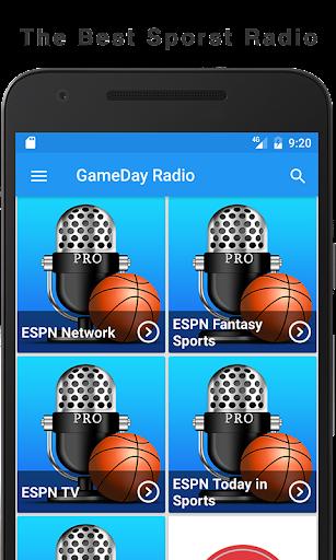 GameDay Pro Basketball Radio for NBA 1.1 screenshots 3