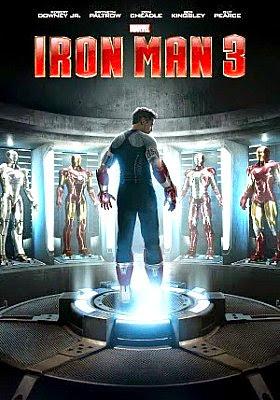 Filme Poster Homem de Ferro 3 R6 XviD & RMVB Legendado