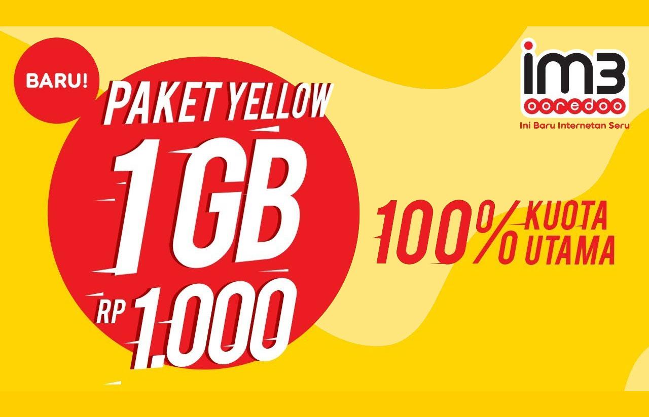 Tips atasi pulsa tersedot paket Yellow IM3