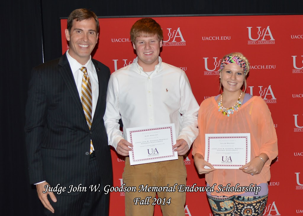 Scholarship Awards Ceremony Fall 2014 - Judge%2BJohn%2BGoodson%2BGroup.jpg
