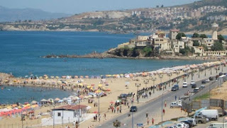 Boumerdès: baisse du nombre des estivants sur les plages durant l'été 2016