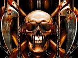 Extreme Pain Skull Danger
