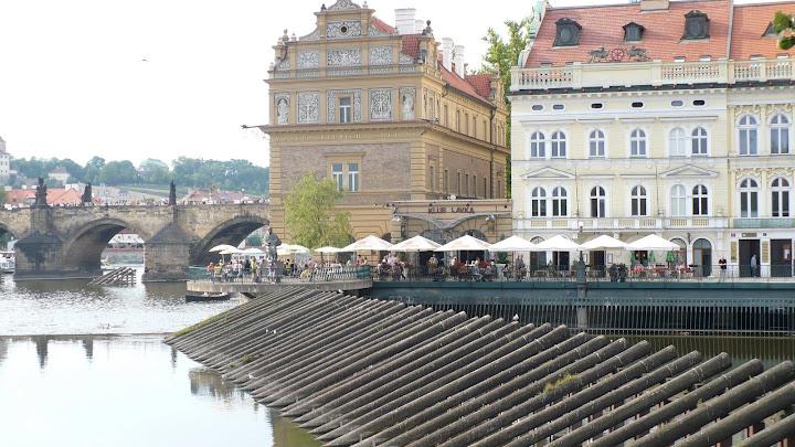 Most Karola - Hradczany