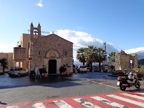 Photo: St Antonio Abate church, outside Porta Catania, Taormina