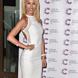 OIC - ENTSIMAGES.COM - Amelle Berrabah at the James Ingham's Jog-On to Cancer in London 7th April  2016 Photo Mobis Photos/OIC 0203 174 1069