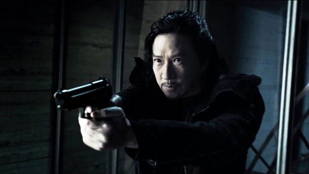 The Trough / Taste of Crime China Movie